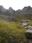 De beklimming van de Col du Brevent