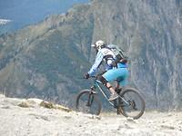 Downhill met de fiets
