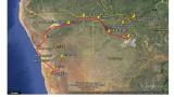 afrika reis 2013