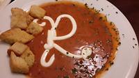 Toch foto van eten zalige soup