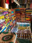 Medina market stoffen