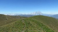 Uitzicht Grandview mountain