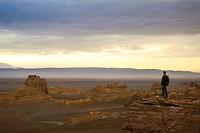Woestijn bij Kerman