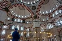 Moskee Sehzade Camii