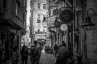 De straatjes van Istanboel
