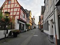 Het pittoreske Bad Breisig