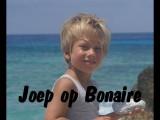 Joep op Bonaire