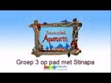 Groep 3 van de Aquamarin op pad met Stinapa