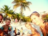 eten op Spice beach