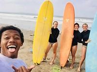 Surflessen be like
