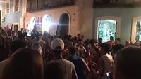 Dansend door de straten van Salvador