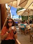 Koffie in San Pedro