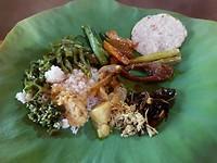 Traditioneel eten jammie