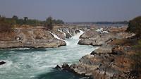 De Khone Phapheng watervallen