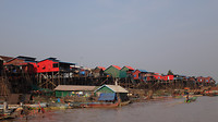 Visserdorp Kampong Khleang