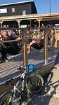 Vrijdagmiddagborrel Trosa op de steiger