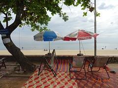 Het strand van Kep
