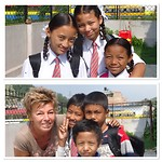 De 'straatkinderen' in Banepa