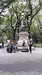 Jammen in Central Park