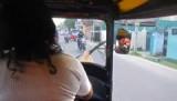 Tuktuk ritje