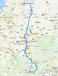 route Pünderich