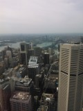 View from Sydney tower eye
