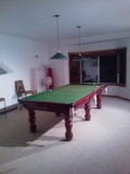 Pooltable @ newhouse