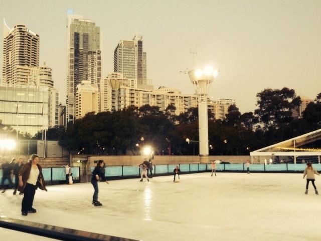 Sydney icerink