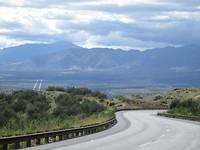 nach Payson Highway 87