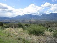 Matzazal Mountains bei Payson