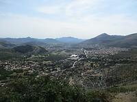 Blick auf Trebinje