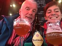 Een Belgisch biertje hoort erbij