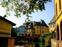 Mooie wandeling kun je maken in Colmar