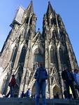 De karakteristieke Dom v Köln