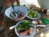 Onze lunch
