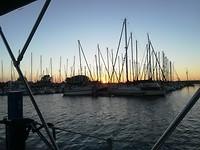 Wederom mooie zonsondergang