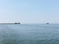 Voor aan bij Boulogne sur Mer