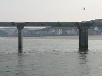 Vertrek uit Boulogne sur Mer