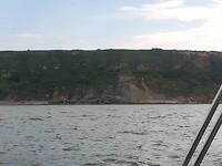 Ankeren op zee