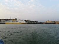 We verlaten Dieppe