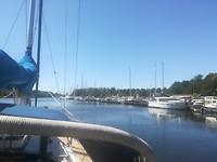 Jachthaven net na N202