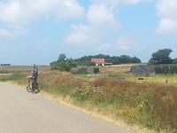 Prachtig fiets weer