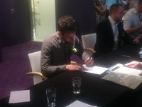 Diploma ondertekenen