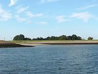 Klein strandje bij Wemeldinge