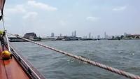 Longtail vaart Bangkok