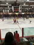 Acadia hockeygame