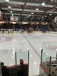 Acadia Hockeywedstrijd