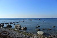 De zee vanaf Gotland