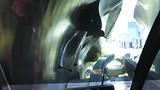 Monorail gaat door het Museum van Pop Cultuur