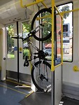 Zo neem je de fiets mee in de tram